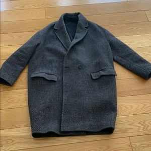 COPY - All saints wool coat